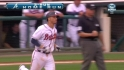Simmons&#039; three-run homer