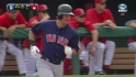 Chisenhall's two-run shot
