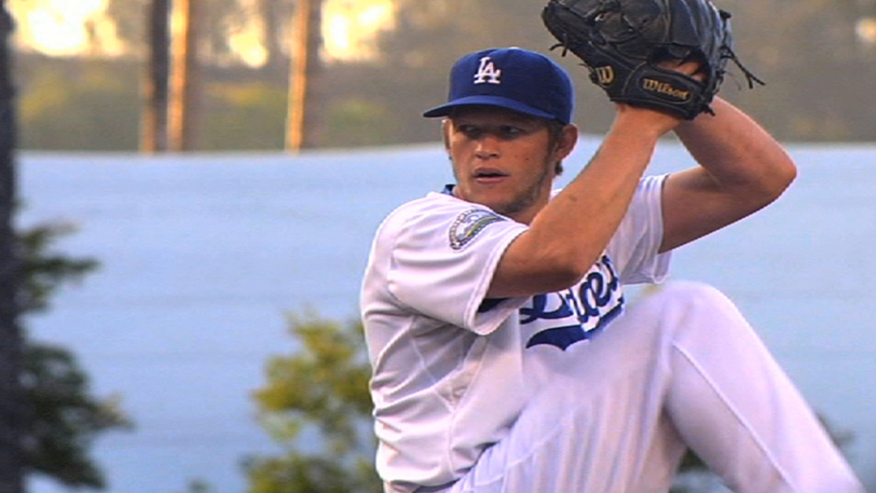 Kershaw allows three runs in final tuneup