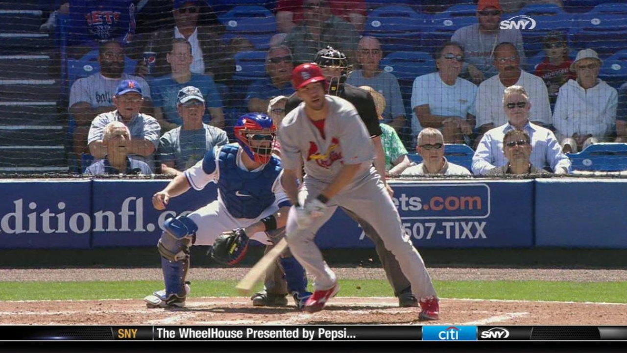 Wainwright pleased with final Opening Day tuneup