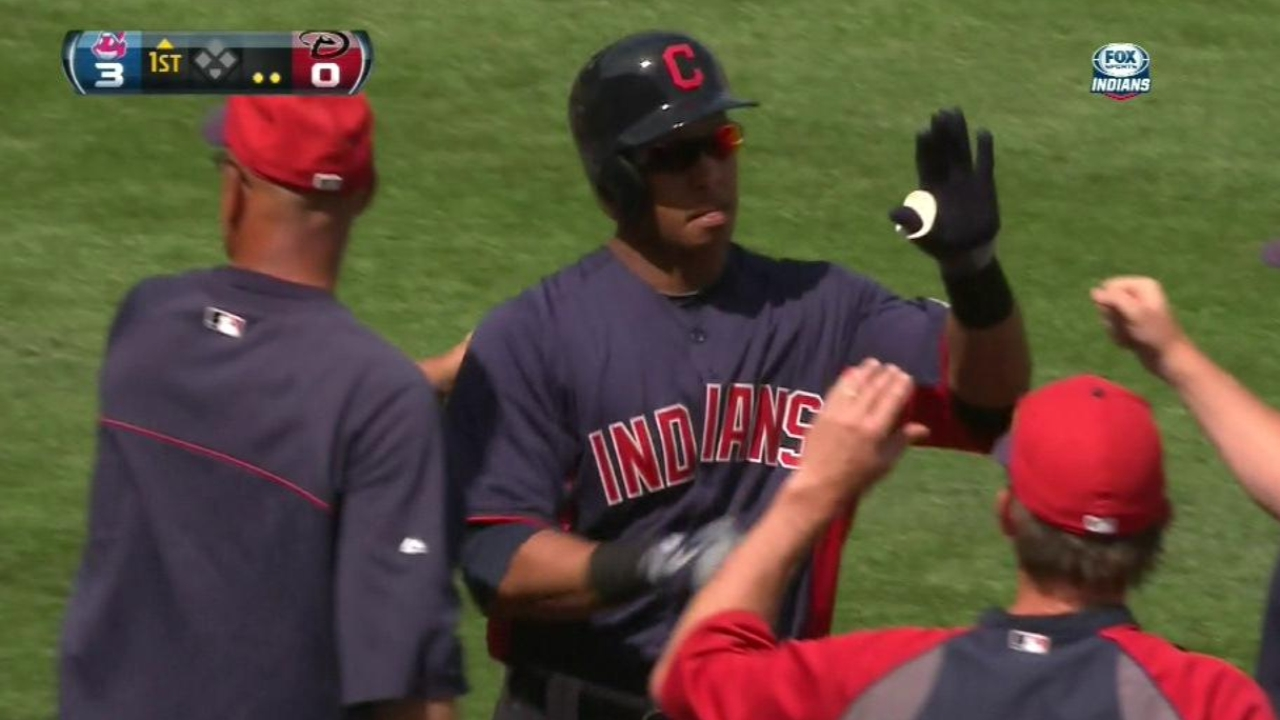 Francona taking aggressive tack on 3-0 counts