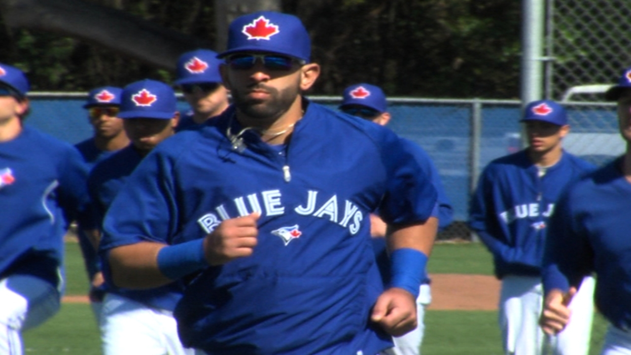 Bautista, Rasmus each go deep to lift Blue Jays