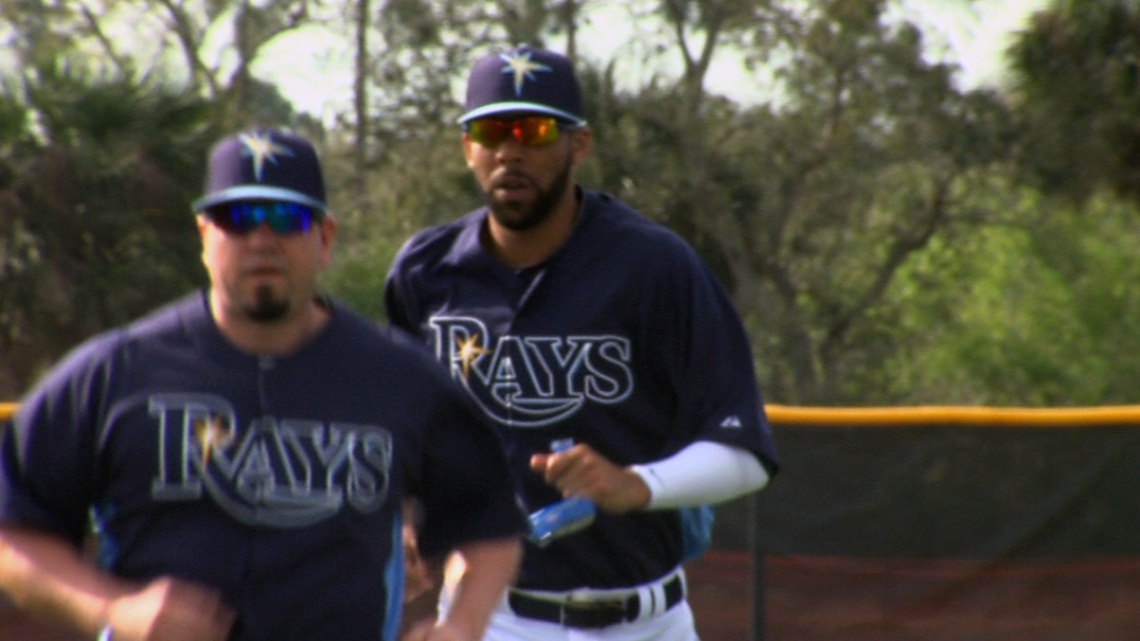 Moore solid as Rays knock three homers in spring finale