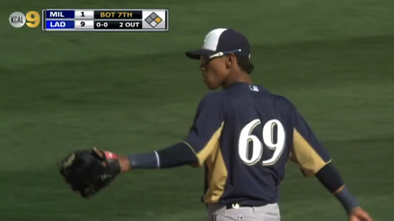 Brewers farmhand Arcia has five-hit day