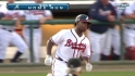 Upton&#039;s solo homer