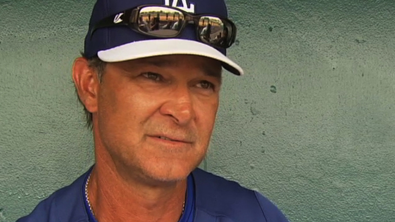 Mattingly leaning toward placing Cruz at shortstop