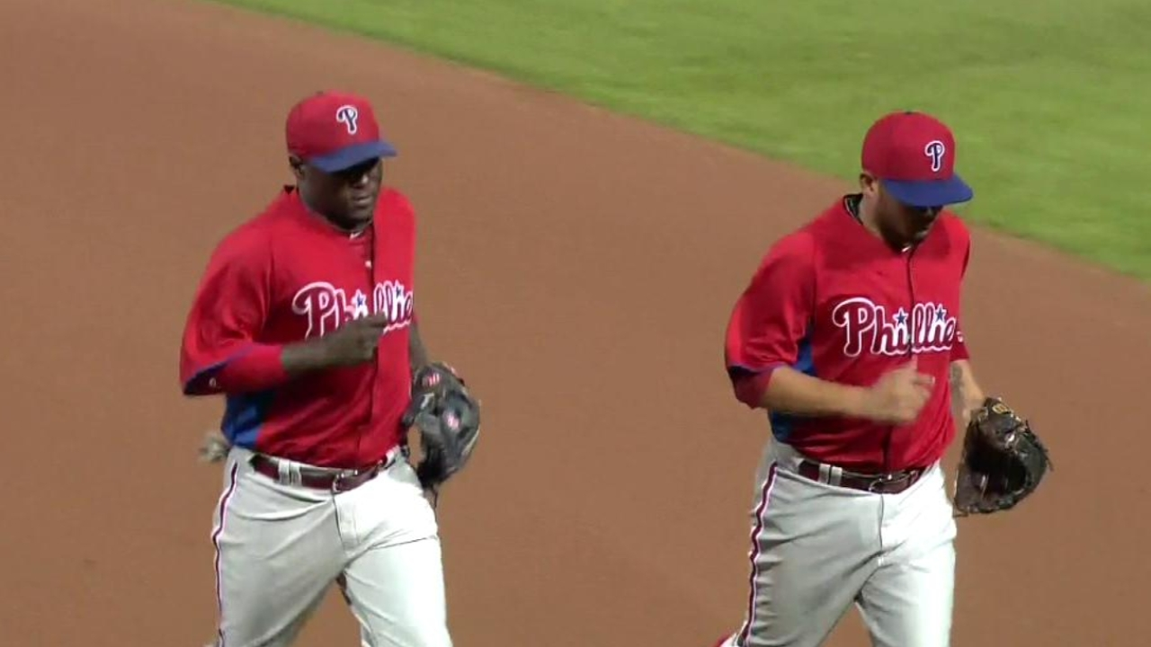 Utility man Galvis can play nearly every position