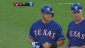 Kinsler's RBI single