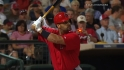 Angels hit four homers in fourth