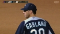 Garland&#039;s quality start