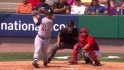 Martinez's RBI single