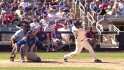 Davis&#039; seventh-inning homer