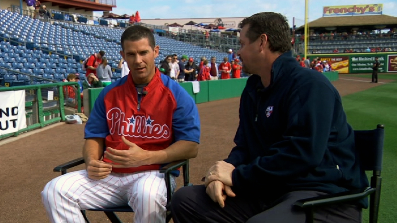 Young ready for next stage of career with Phillies
