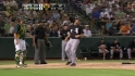 Flowers' RBI single