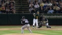 Moss&#039; RBI single