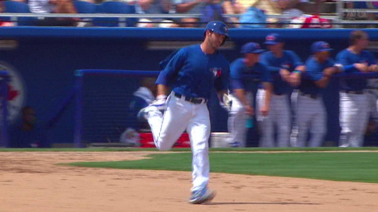 Arencibia will get Opening Day start at catcher