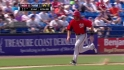 Soriano's sacrifice fly
