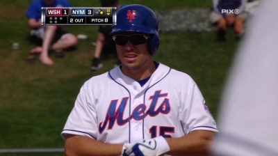 d'Arnaud to debut for Mets on Saturday