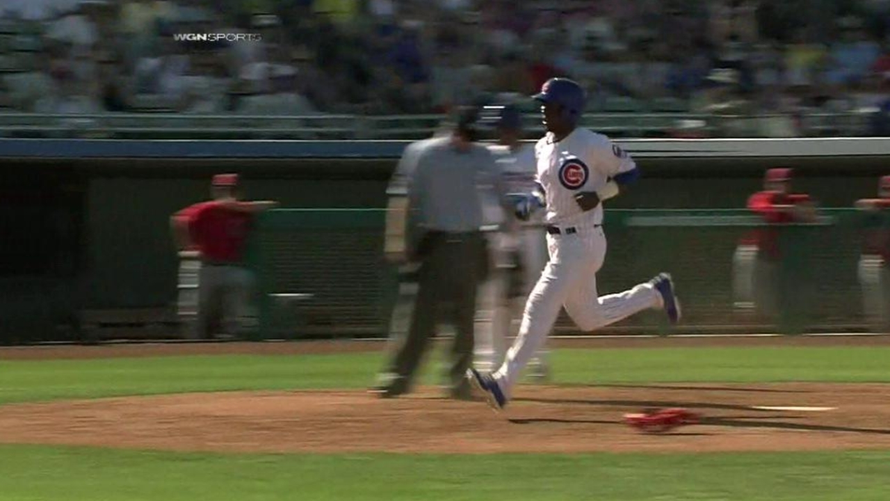 Jackson gives up five runs, but Cubs rally past Angels