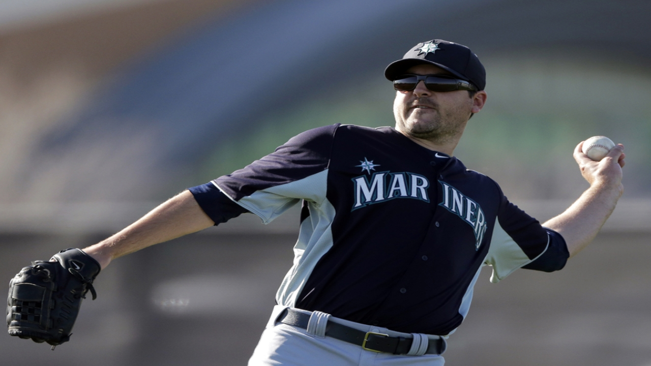 Lefty Saunders reportedly agrees to deal with Mariners