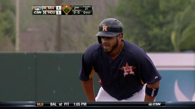 DL a possibility for Astros outfielder F. Martinez