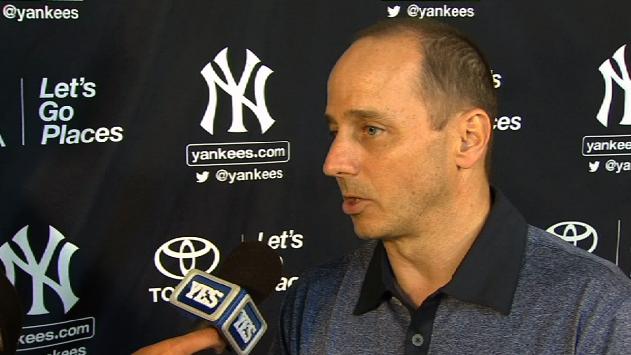 Bottom line: Contending a challenge for Yanks
