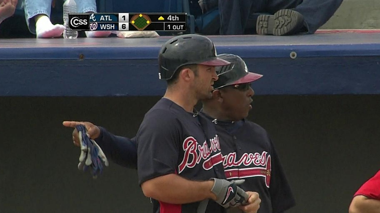 Uggla experiencing resurgence at the plate