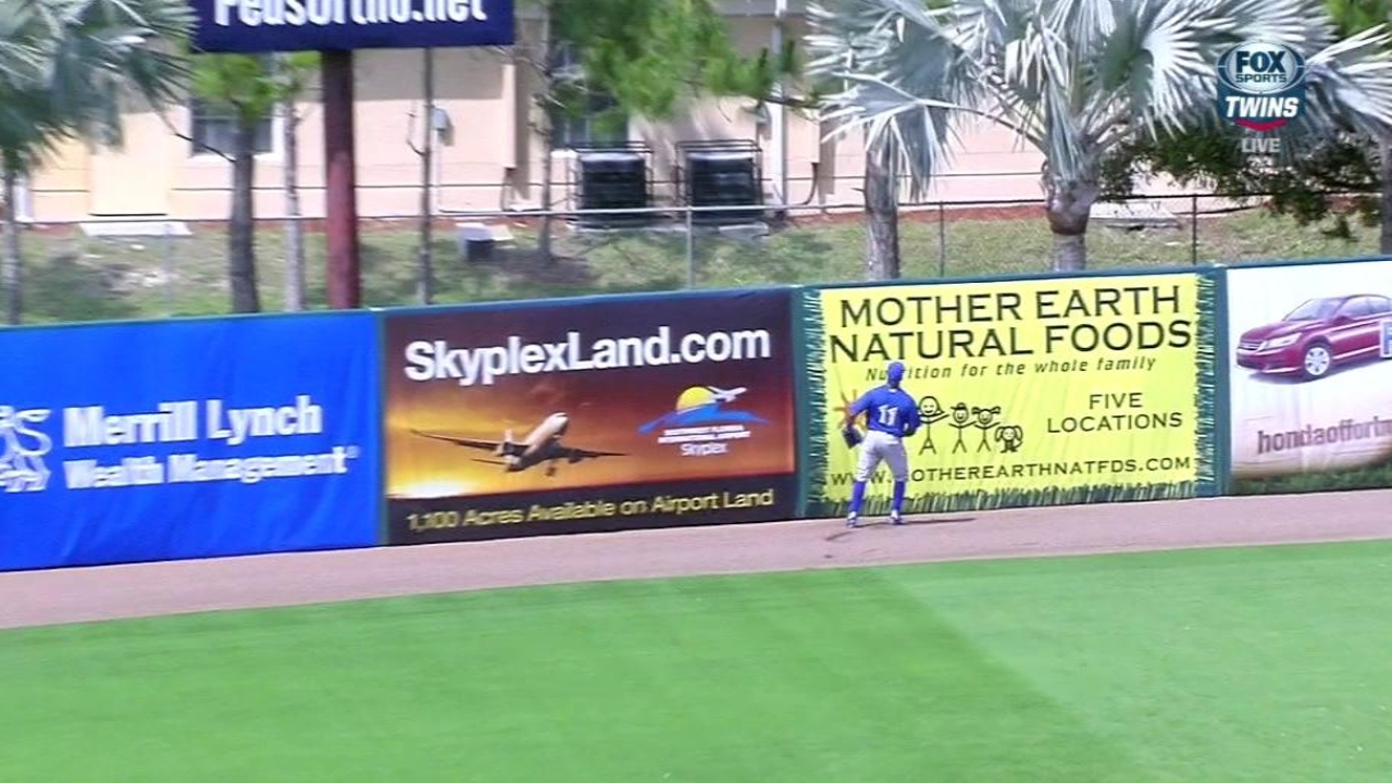 Butera breaks hand in Triple-A game