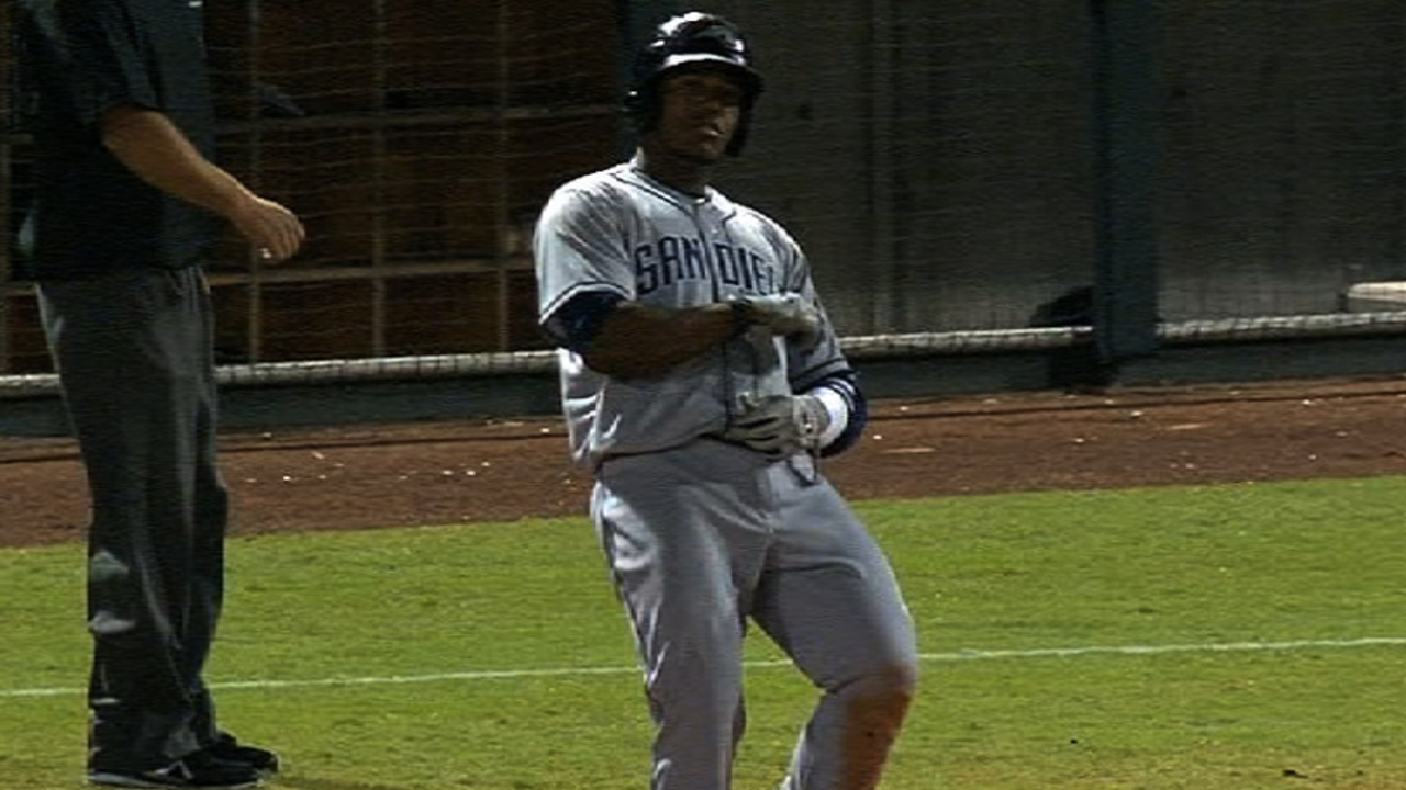 Gyorko, Liriano lead Padres' list of top prospects