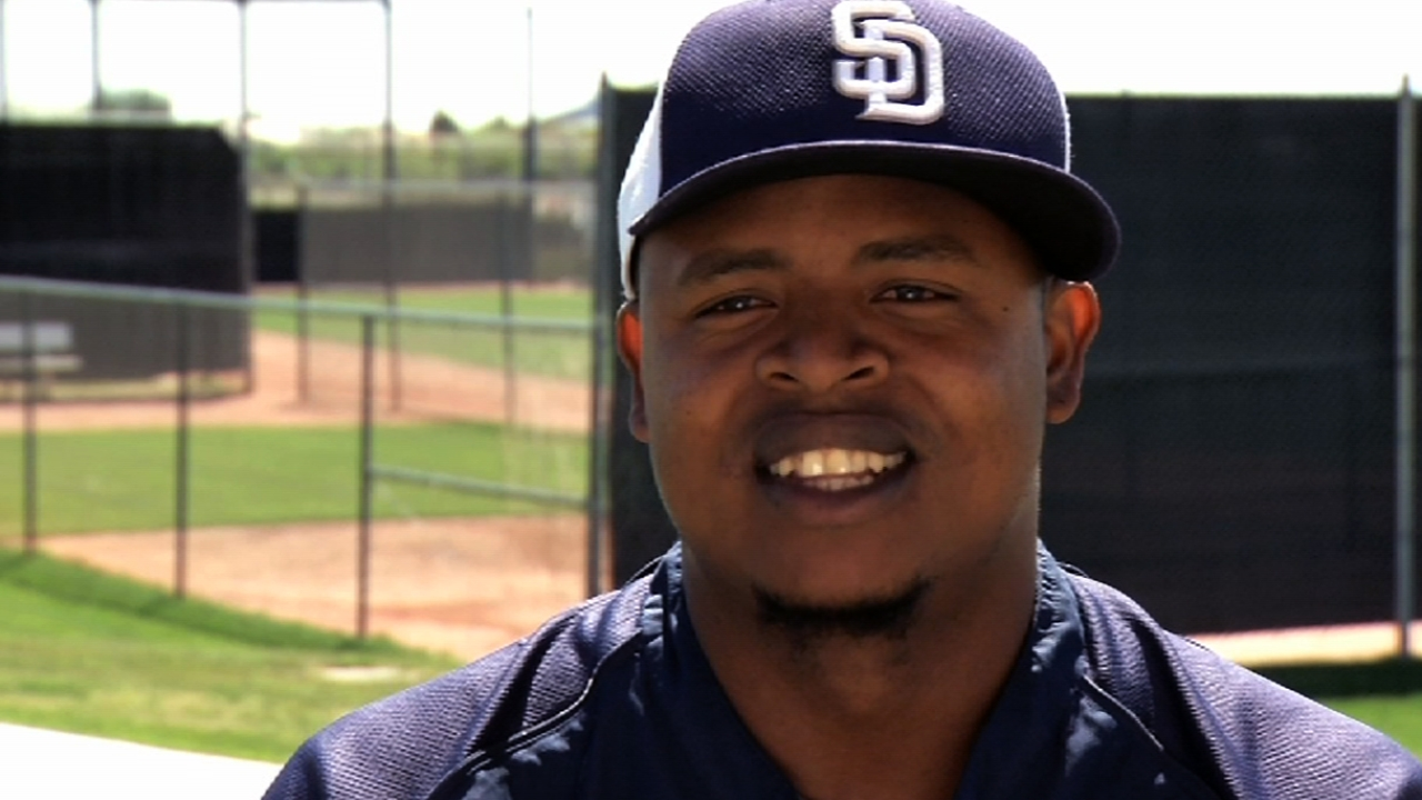 Padres solidify four rotation spots