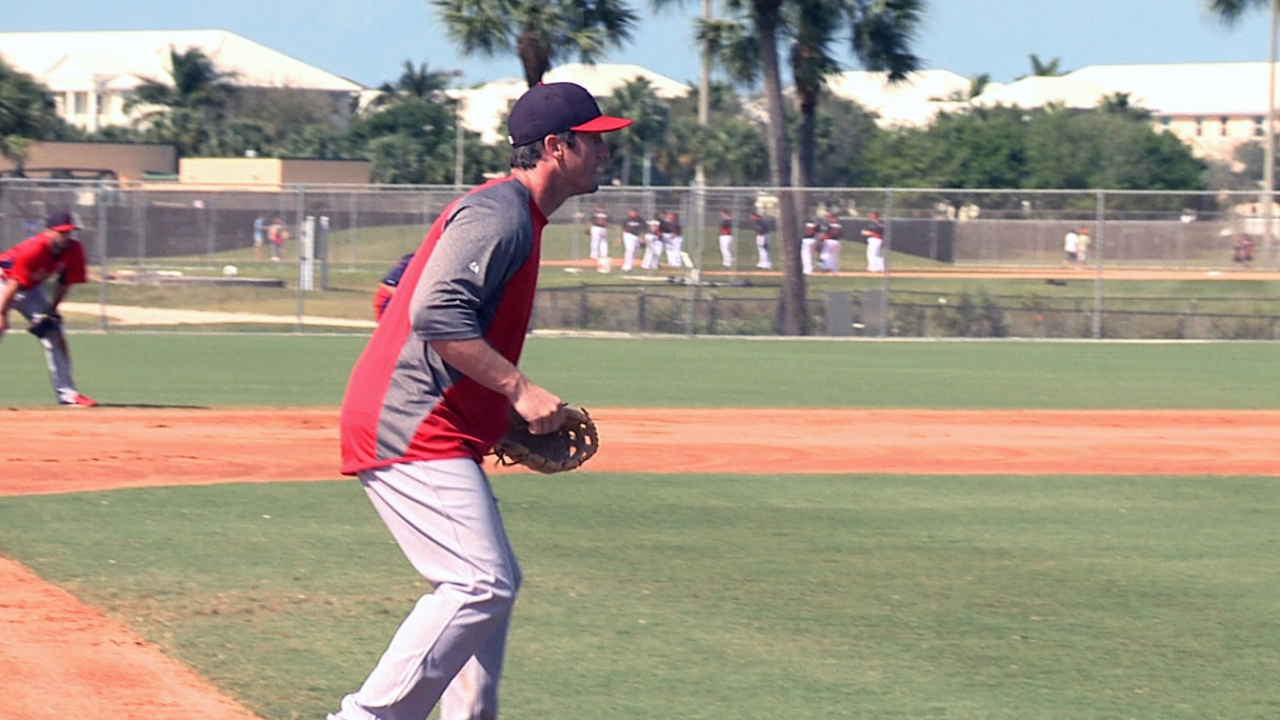 Freese feels good after first rehab game