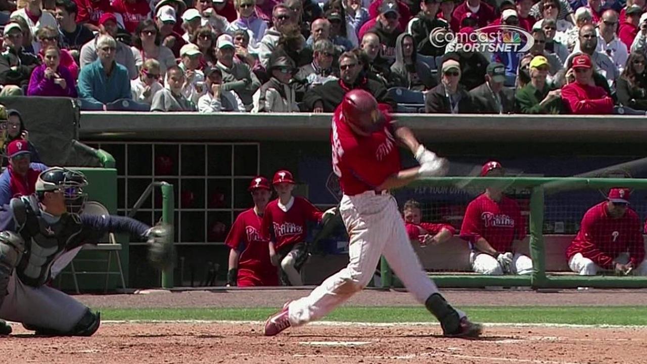 Galvis, Frandsen combine for six RBIs to top Rays