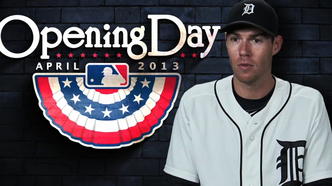 Fister to start Tigers' home opener