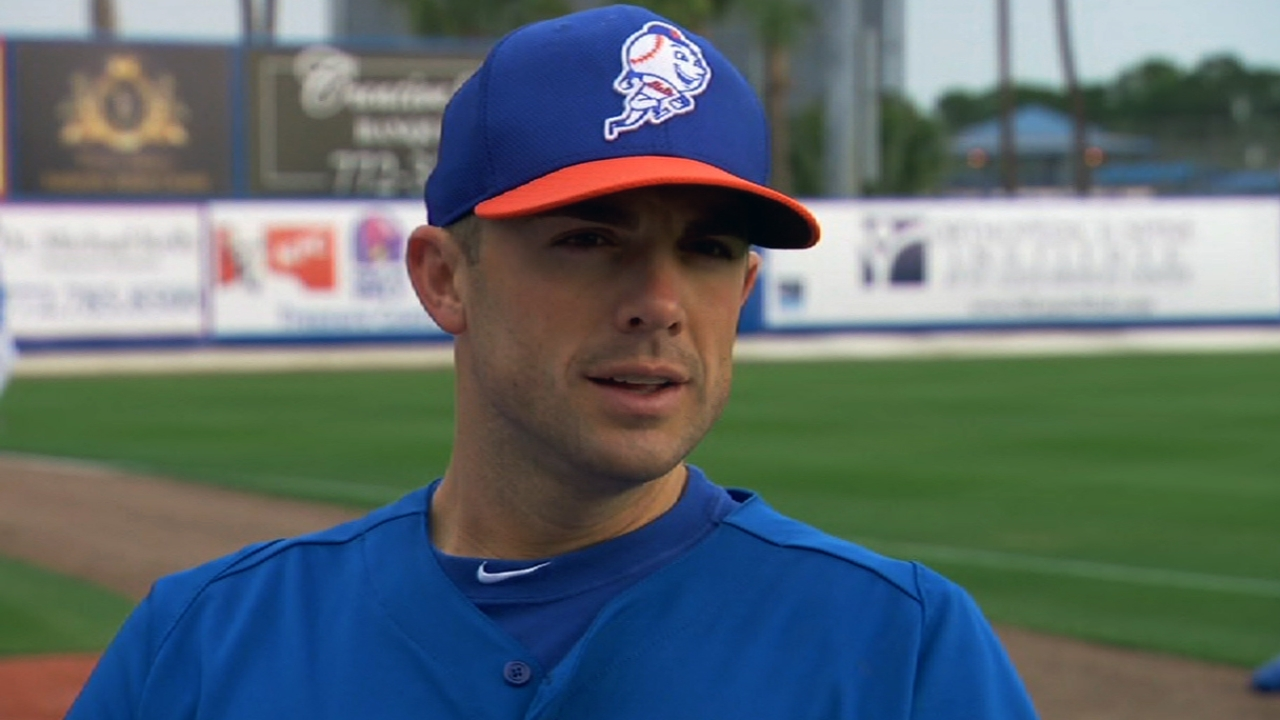 Wright returns, likely to be ready for Opening Day