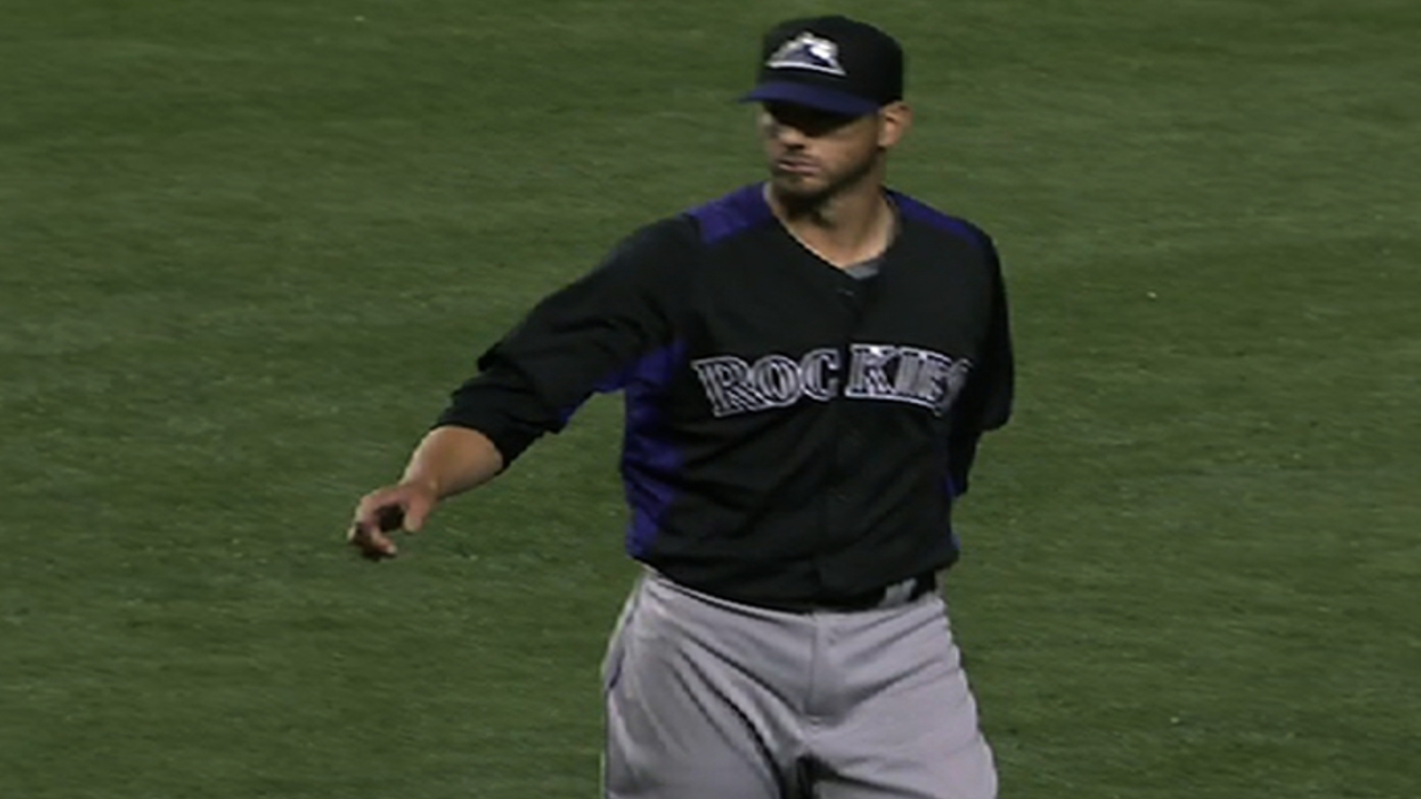 Garland makes strong first impression with Rox