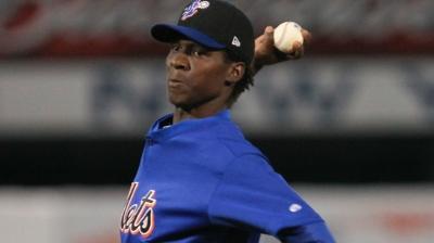 Mets promote Montero to Triple-A Las Vegas