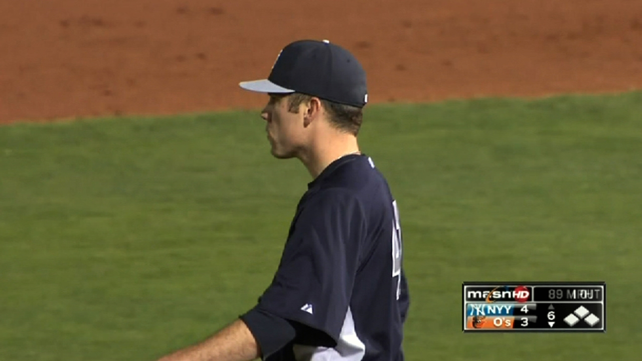 Phelps to serve in versatile relief role