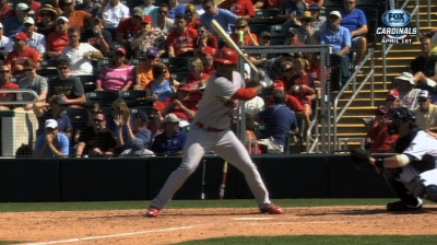 Cardinals prospect Taveras resumes playing