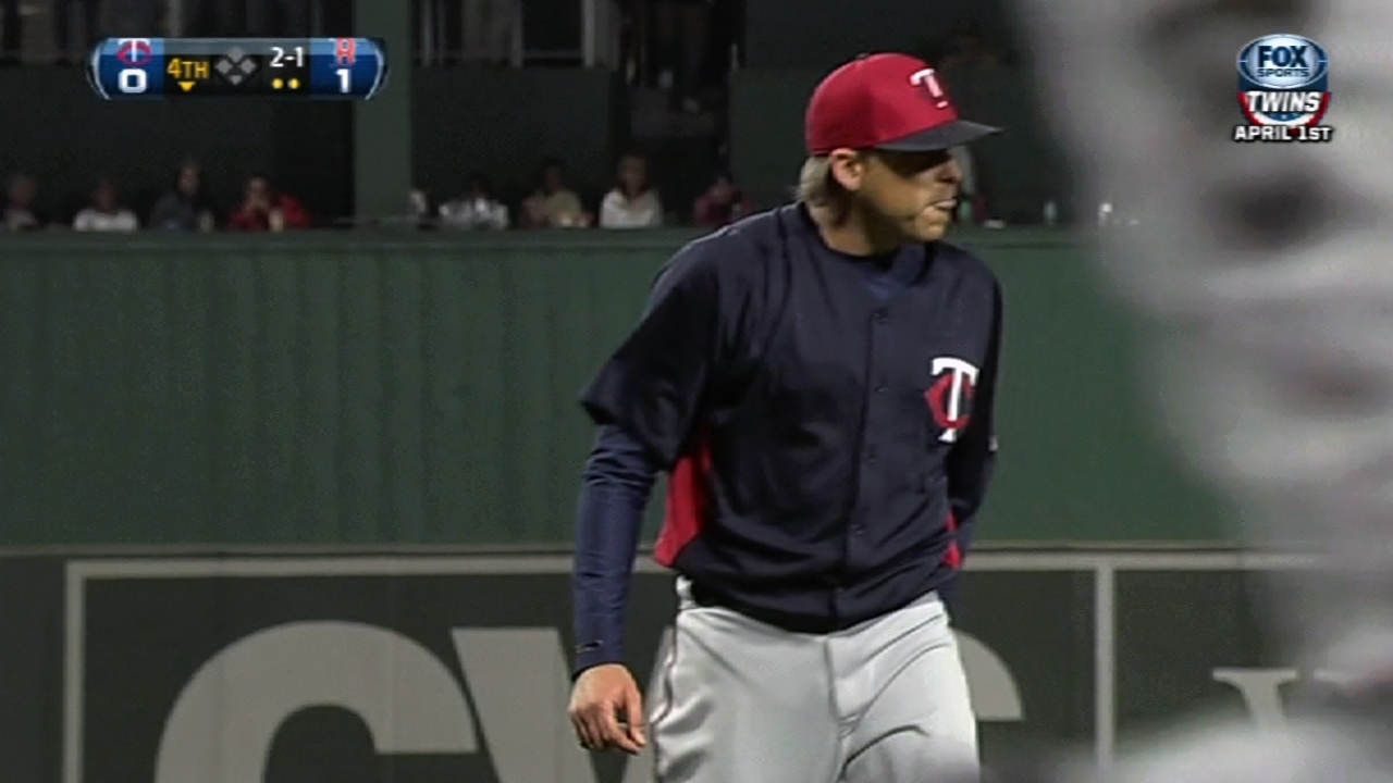 Correia closes out strong for Twins vs. Red Sox