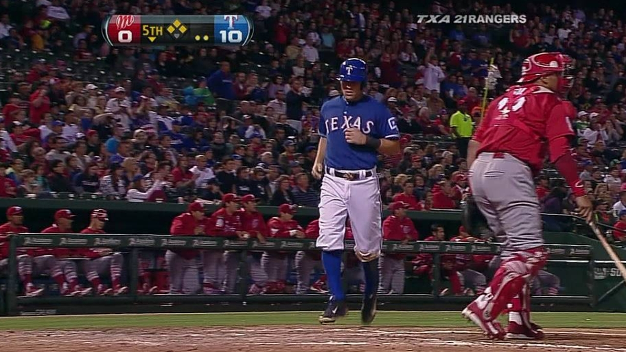 Berkman: Rangers winning Texas