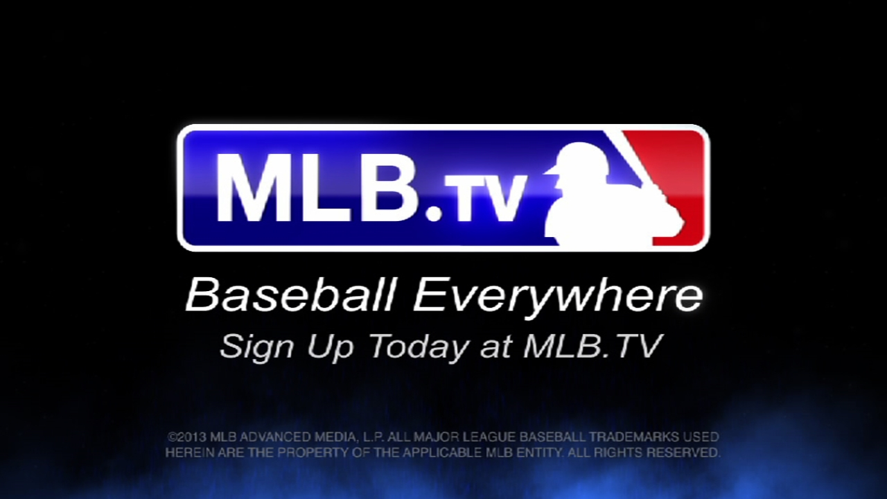 Enjoy more season openers with MLB.TV