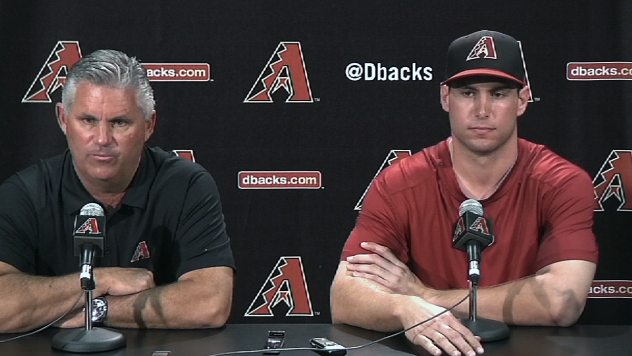 D-backs officially announce Goldschmidt extension