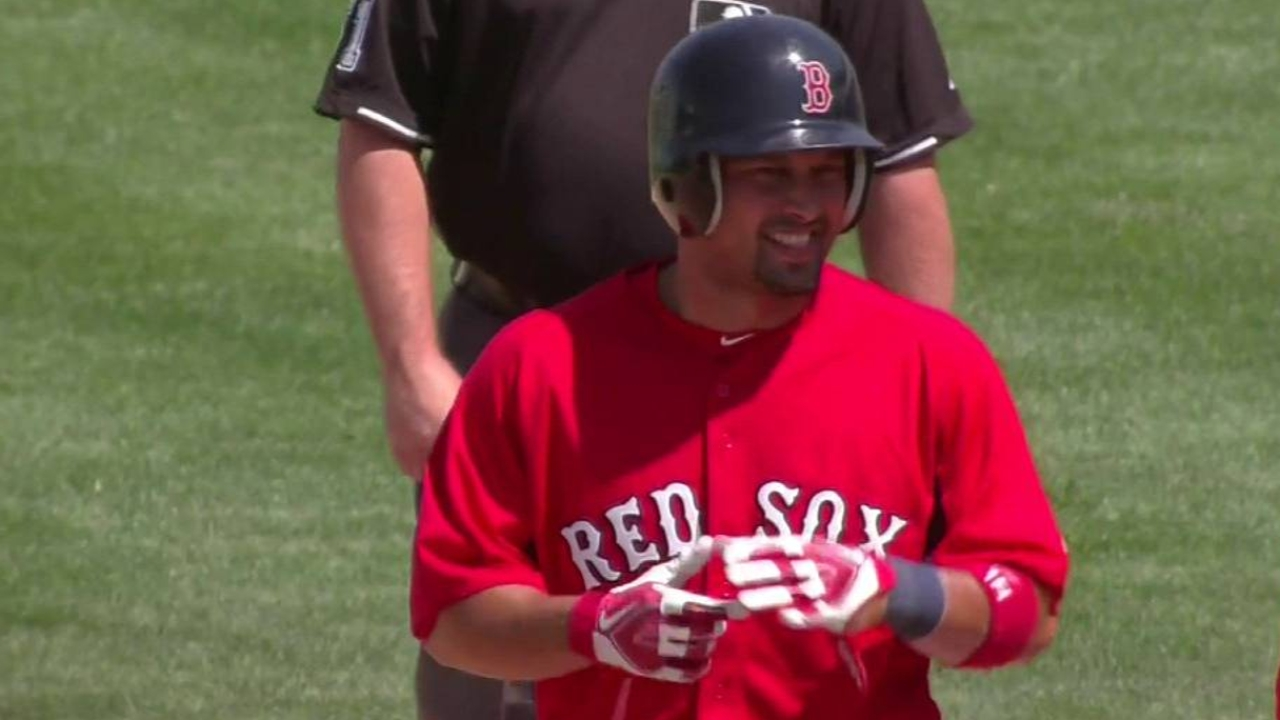 Doubront, Red Sox close spring slate on high note