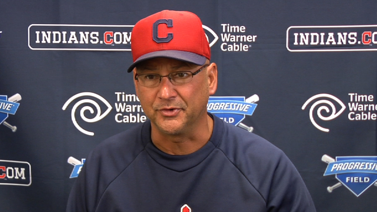 Indians, Francona surprised by Maddon's comments