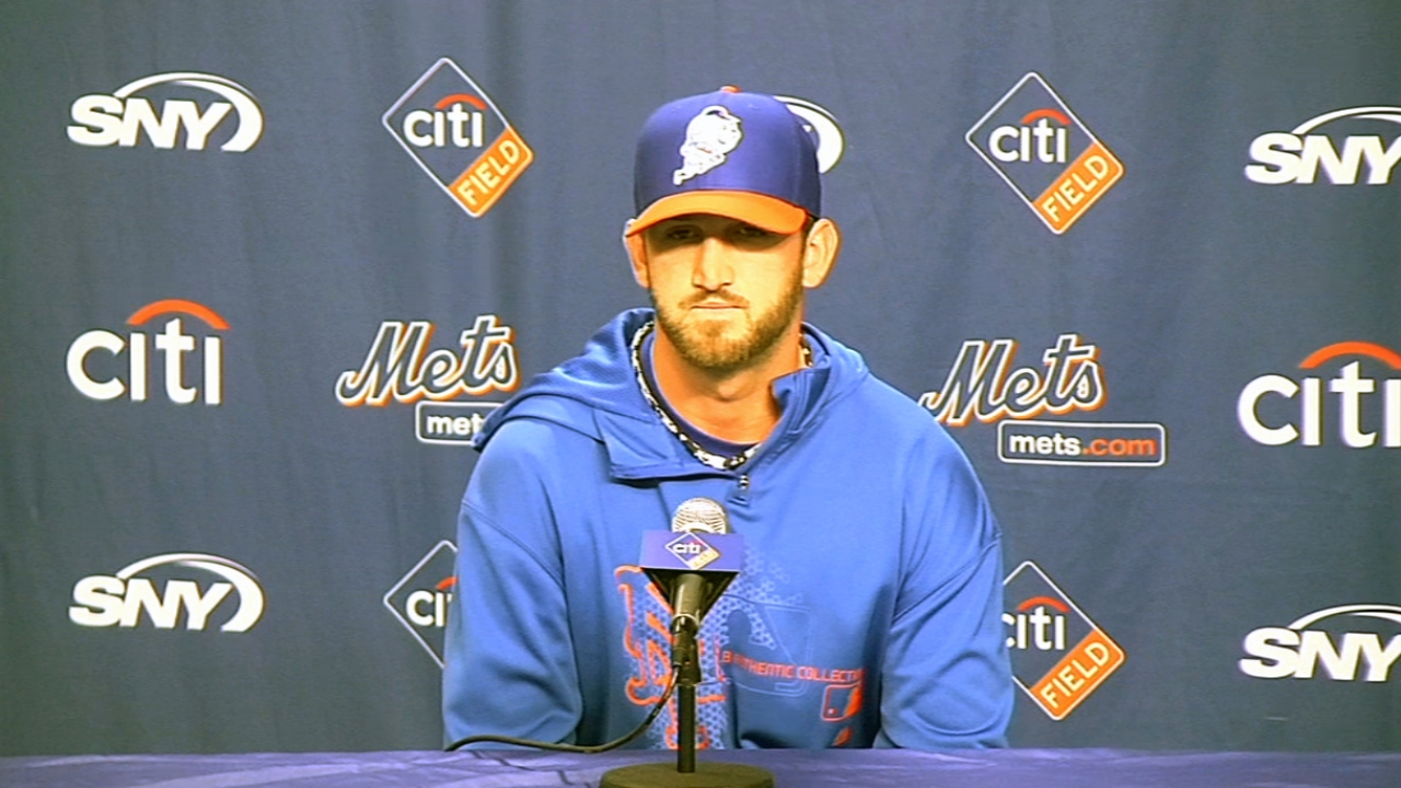 Young arms key to Mets' quest for '13 success