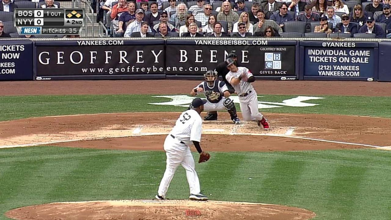 Lester y Medias Rojas dominaron a los Yankees