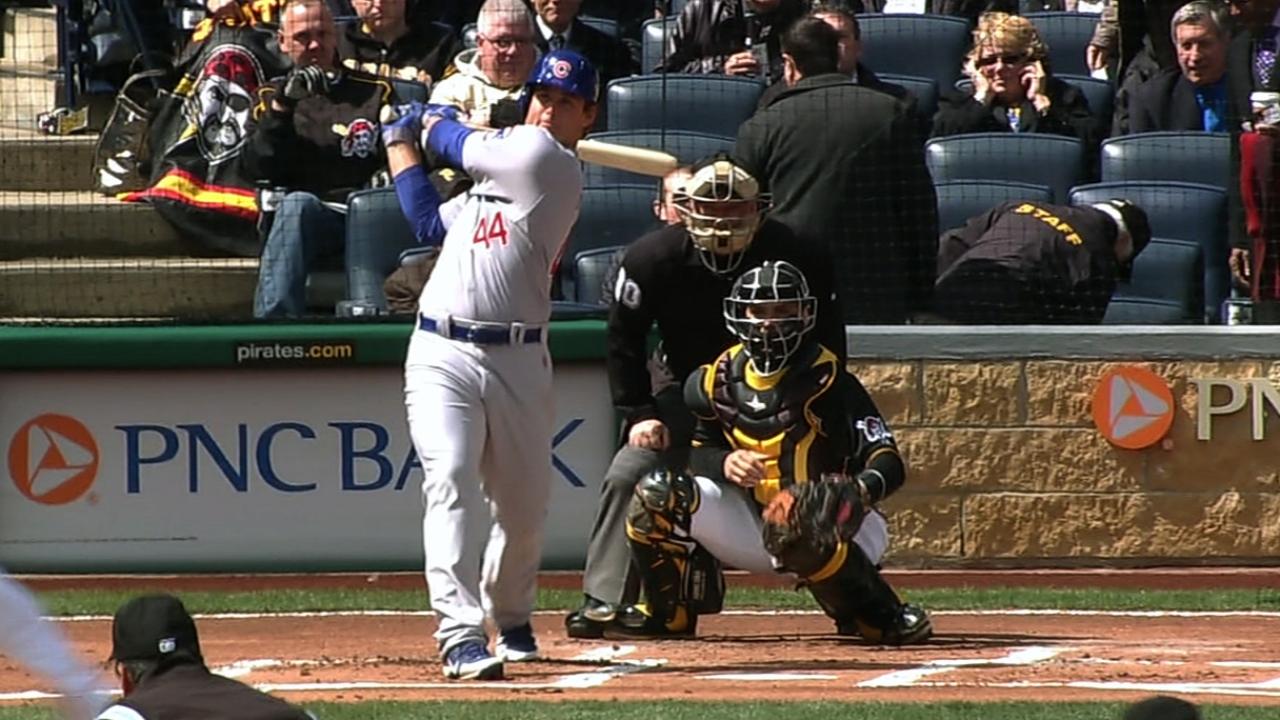 Samardzija brilla para darle triunfo a Cubs vs. Piratas