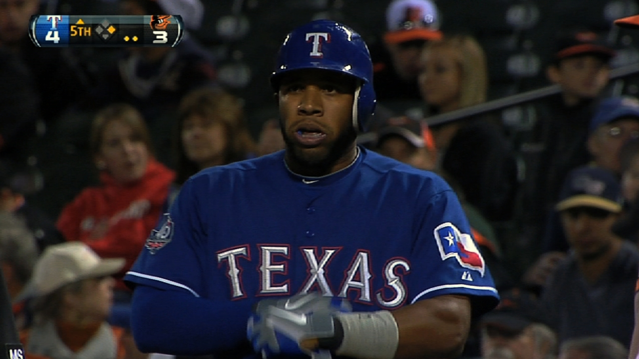 Rangers sign Andrus to eight-year extension