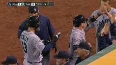 Felix in fine form as Mariners blank A's in opener