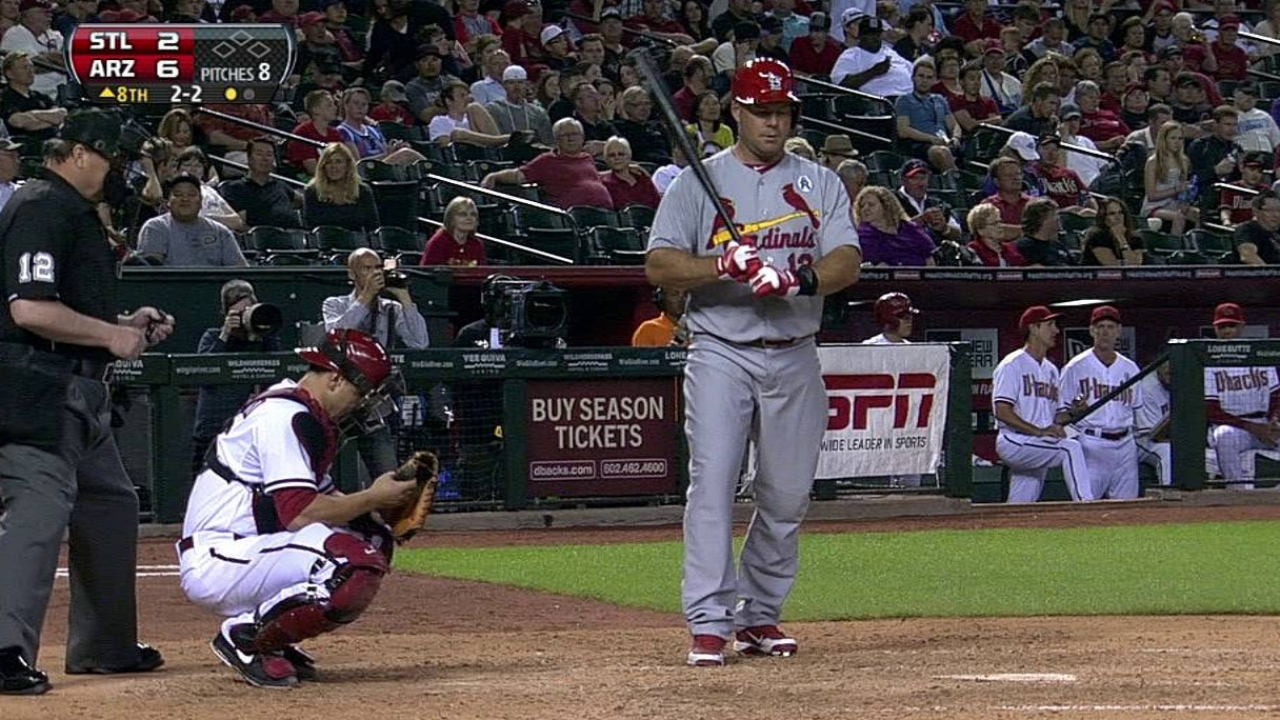 Matheny trying to find spot for Wigginton